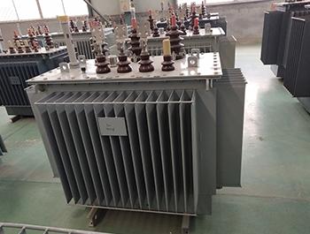 油浸式变压器500KVA