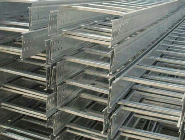 淄博梯式电缆桥架400×100