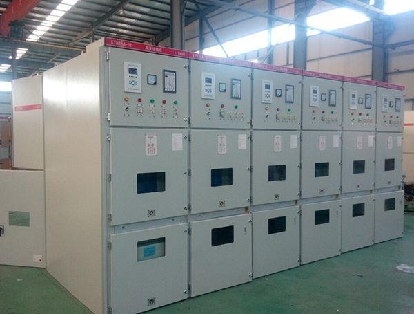 高压配电柜的特点